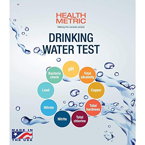 testing strips for well water buyer's guide