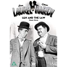 Laurel & Hardy Volume 12 - L & H and the Law/Classic Shorts