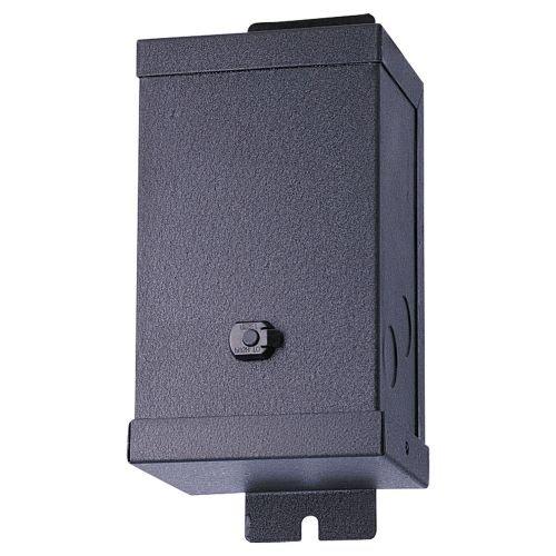 Sea Gull Lighting 94062-12 Single Output Multi-Tap Transformer, Black, 12-Volt 300-Watt by Sea Gull Lighting