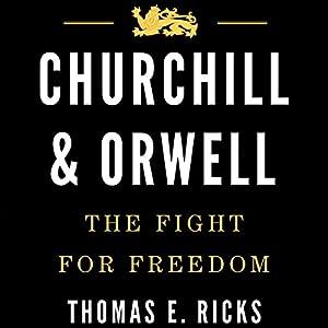 Churchill & Orwell Audiobook