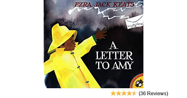 to a book letter amy