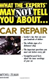 Car Repair, Mitchell Zelman, 0446690945
