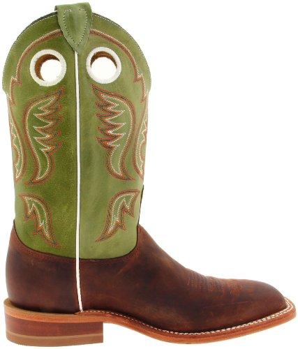 "Justin Boots Men's Bent Rail 11"" Square-toe Boot"