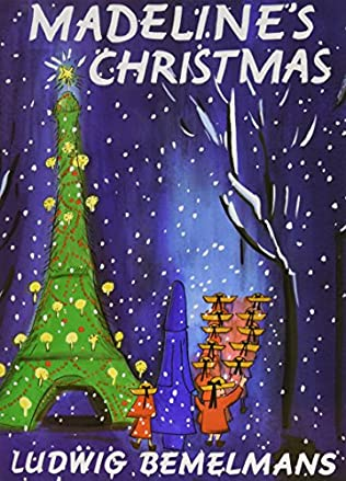 book cover of Madeline\'s Christmas