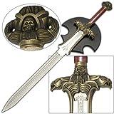 Conan The Barbarian Atlantean Sword Prop Replica