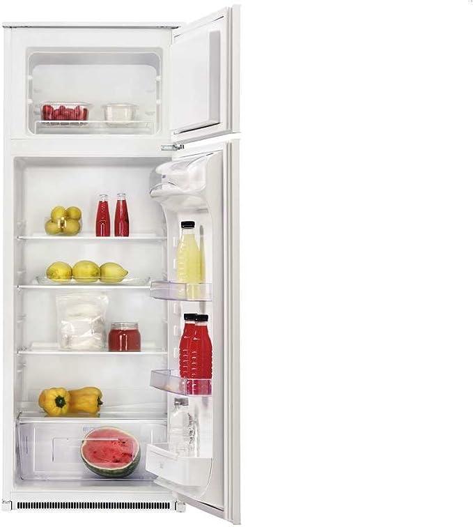 Zanussi ZBT23420SA Integrado 224L A+ Blanco nevera y congelador ...