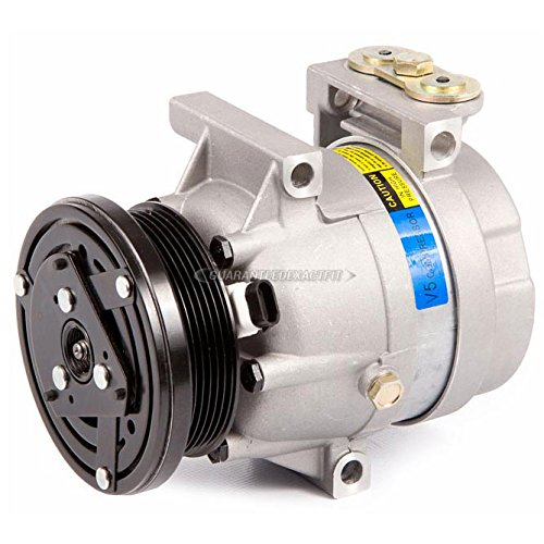 Buick Century Air Conditioning Compressor - 8