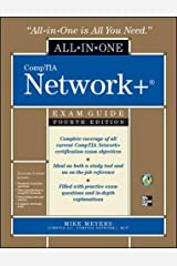CompTIA Network+ All-in-One Exam Guide, Fourth Edition Hardcover