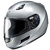 Joe Rocket Top Vent Men's RKT-101 On-Road Racing Motorcycle Helmet Accessories - Flat Silver / One Size