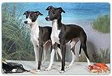 Italian Greyhound Cutting Board - Small