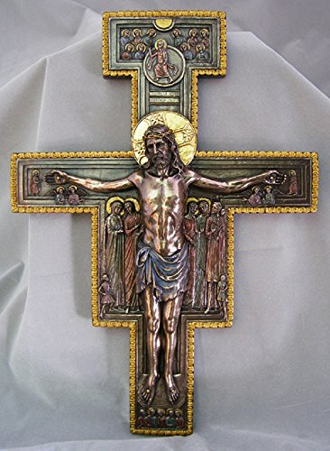 San Damiano Crucifix from the Veronese Collection, (Veronese Collection)