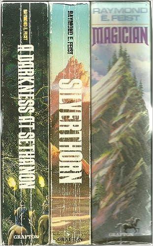 Amazon top 100 livres gratuits de téléchargement kindle The Riftwar Saga: Magician, Silverthorn, A Darkness at Sethanon. Three Volume Set in Slipcase PDF DJVU