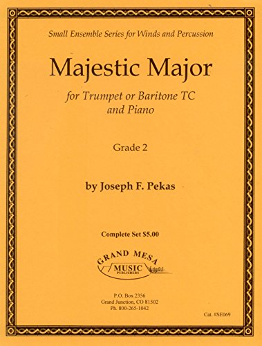 rumpet or Baritone TC and Piano ()