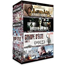 Coffret ghetto : I NUMBER NUMBER + GHOST OF CITE SOLEIL + GROUPE D'ELITE + BLACK'S GAME