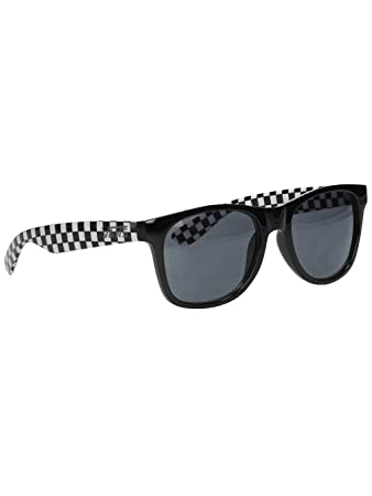 b41c92ac08 Amazon.com  Vans Spicoli 4 Mens Sunglasses Black  Clothing