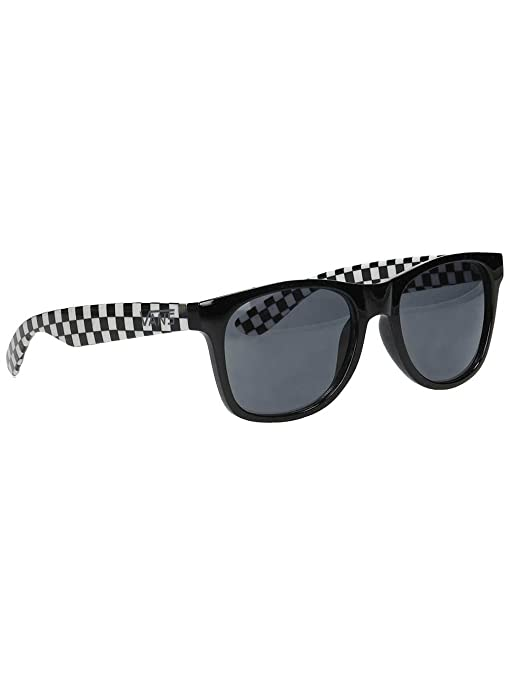 c0f80eabb6 Vans_Apparel SPICOLI 4 SHADES Gafas de sol, Multicolor (Black-Checkerboard),  50: Amazon.es: Ropa y accesorios