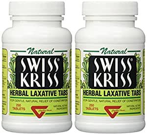 Swiss Kriss Tablets By Modern Products (500)