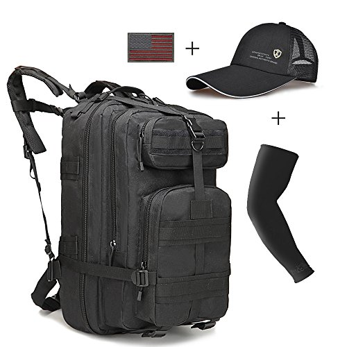 Cheap Military Tactical Backpack big Rucksacks Hiking Bag Outdoor Trekking Camping Tactical Molle Pack Men Tactical Combat Travel big Bag 40L