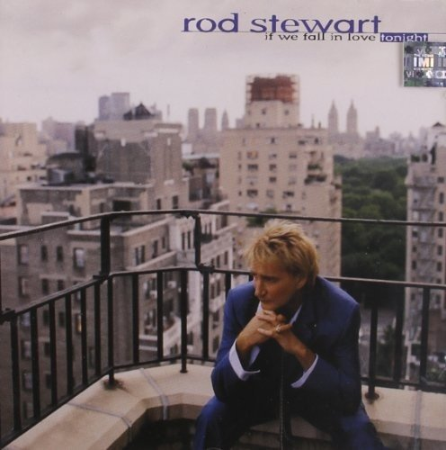 Rod Stewart - If We Fall in Love Tonight (CD)