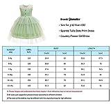 Glamulice Princess Sparkle Tulle Ruffle Dots Print