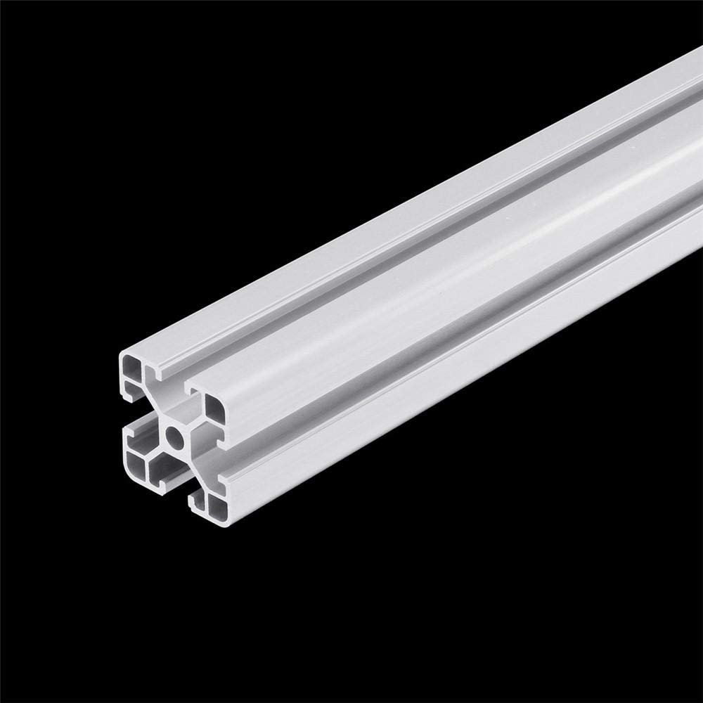 Sliver 1000mm 4040 T Slot Aluminum Profile Extrusion Frame