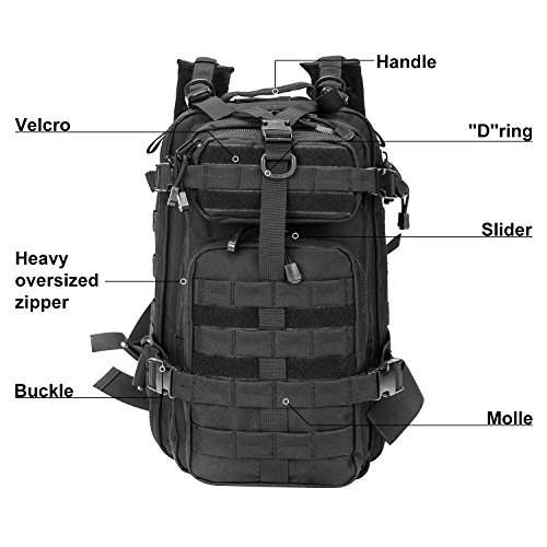 The 8 best tactical packs hiking