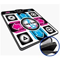 "Dance Dance Revolution DDRgame (Super Sensitive-No More Delay) PS1 /PS2 Super Deluxe Pad (Version 4.0) with 1"" Foam Insert"