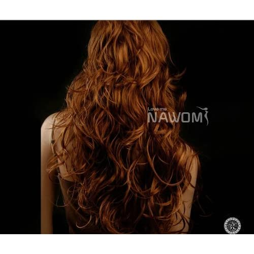 Auburn long wigs for women long curly women wig buy wig pro wig shops online usa wigs by 47krate