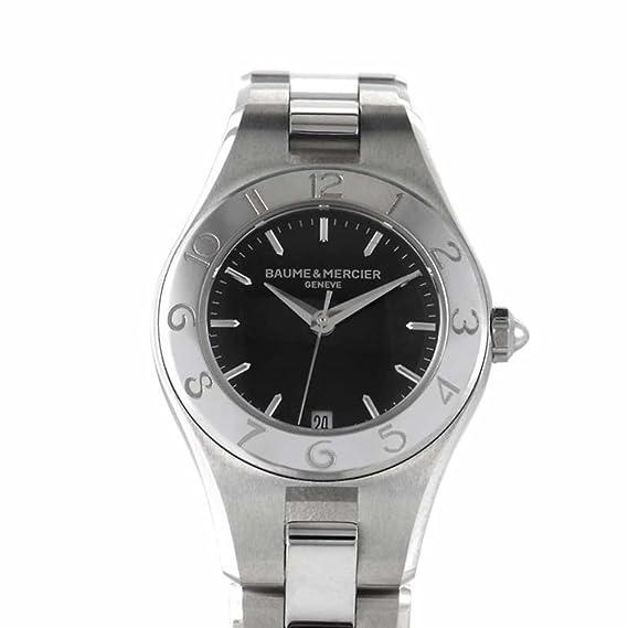 Baume y Mercier Linea Cuarzo Mujer Reloj MOA10010 (Certificado) de segunda mano