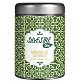 CHAMOMILE Tea Pyramid, Floral Manzanilla, 30 Premium Infuser Teabags, Anti- inflammatory All Natural, Presentation Gift Spanish Tin Review