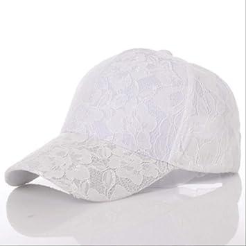 qqyz2323 Cappelli Estivi per Le Donne Baseball Caps Ragazze Sun ...