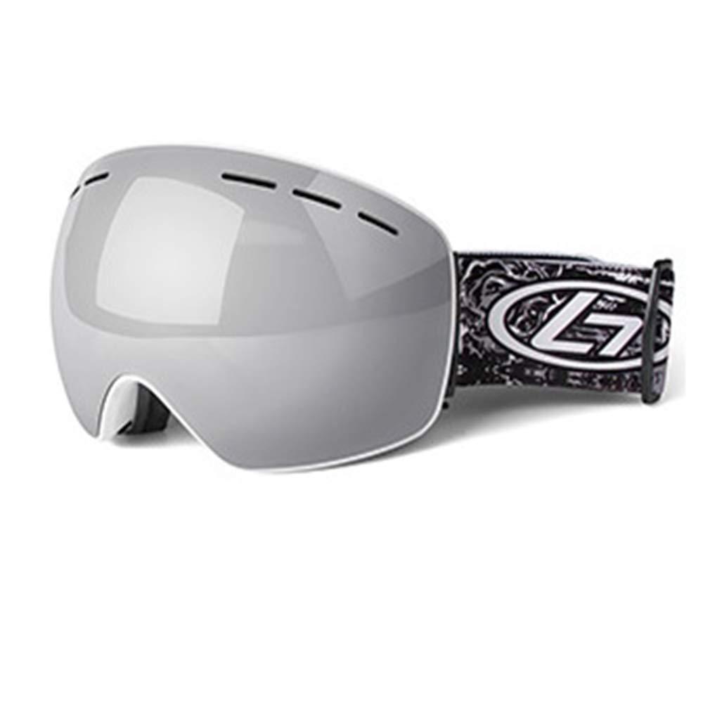 YHLL Skibrille, Outdoor Erwachsene Männer Und Und Und Frauen Anti-Fog Skibrille Doppel-Anti-Fog Skibrille Windproof Skibrille B07MFDXB2S Skibrillen Ästhetisches Aussehen 4f98bf