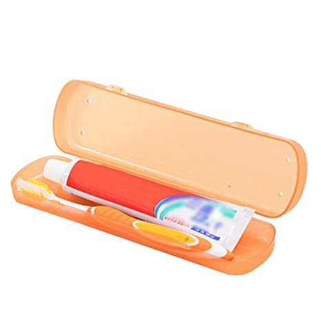 Westeng Almacenamiento Caja de Almacenamiento Pasta de Dientes, Cepillo de Dientes, Accesorios etc -