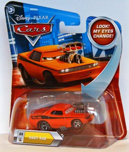 Snot Rod - Disney / Pixar CARS Movie 155 Die Cast Car with Lenticular Eyes Series 2 Snot Rod