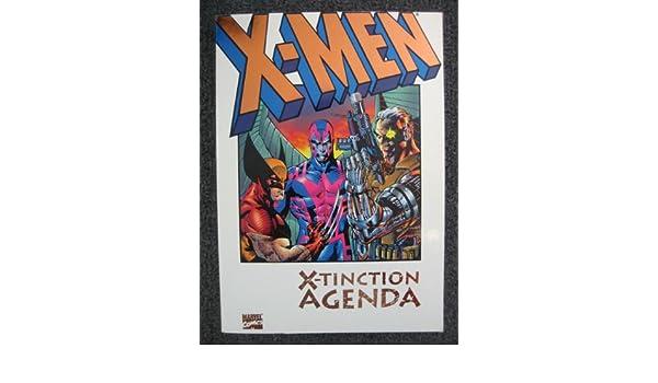 X-Men X-Tinction Agenda: Marvel Comics: Amazon.com: Books