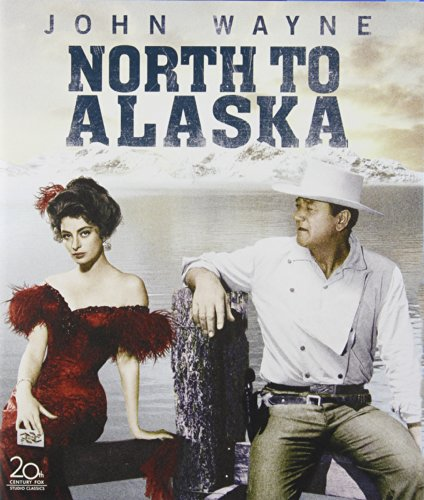 North To Alaska Blu-ray