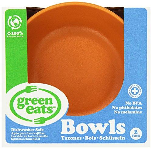 Green Eats Pack Bowls Orange product image