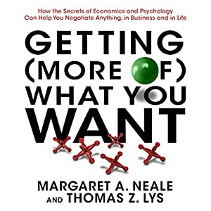 Getting (More of) What You Want Audiobook