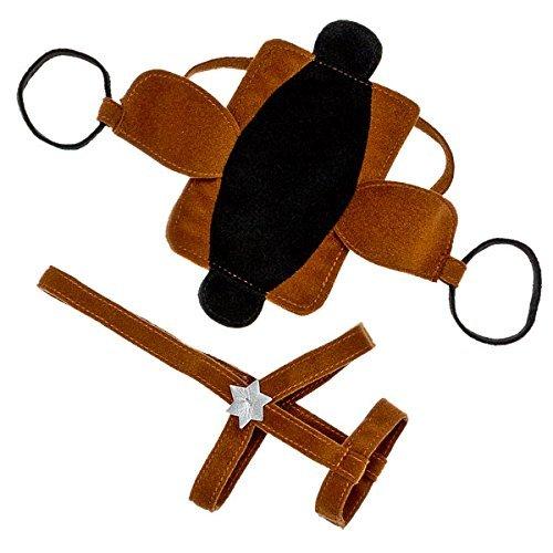 p, Saddle & Bridle Set 2 pc. ()