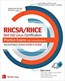 RHCSA/RHCE Red Hat Linux Certification Practice Exams with Virtual Machines, Second Edition (Exams EX200 & EX300), Jang, Michael and Orsaria, Alessandro, 007184208X