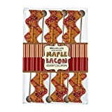 Melville Candy Maple Bacon Lollipops 6 Pack Gift Set