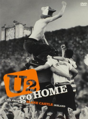 DVD : U2 - U2 Go Home: Live from Slane Castle (Limited Edition, Deluxe Edition, Digipack Packaging)