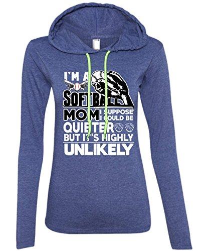 Amazon.com: Im A Softball Mom T Shirt, Become A Softball Mom T Shirt: Clothing