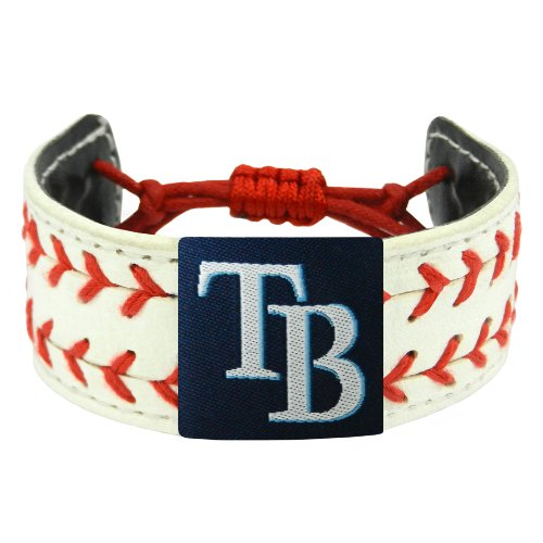 MLB Tampa Bay Rays Classic Two Seamer Bracelet