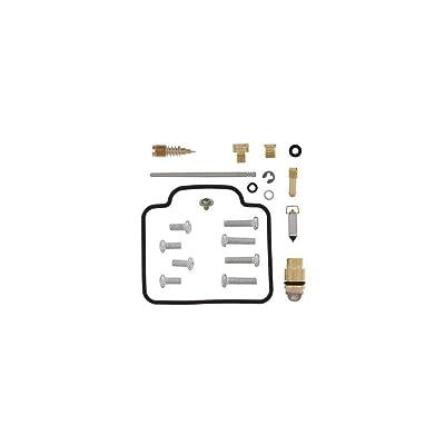 All Balls Carburetor Repair Kit 26-1258 Yamaha YFM250 Beartracker 1999-2004: Automotive