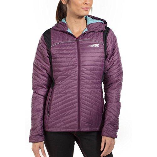 Altra Women's Micro-Puff Jacket XS Plum -