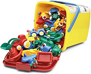 Ready help ride on train toys 4246 join
