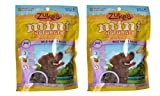 Zuke's Mini Naturals Dog Treats Wild Rabbit 2 pack