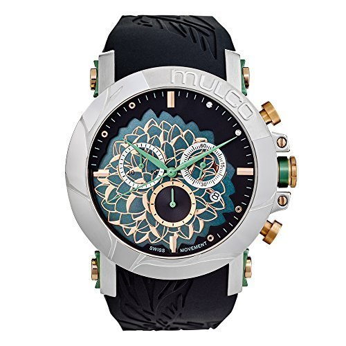 Mulco Le Fleur MW3-14067-021 Hortensia Collection Black Band