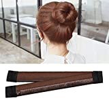 Women Hair Accessories Hairstyle Dish Donuts Bud Head Ball Ladies Sweet Girls DIY Tool Style 33